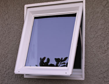 Window products styles in santa cruz airtight windows for Awning replacement windows
